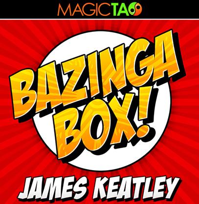 Bazinga Box by James Keatley - Trick