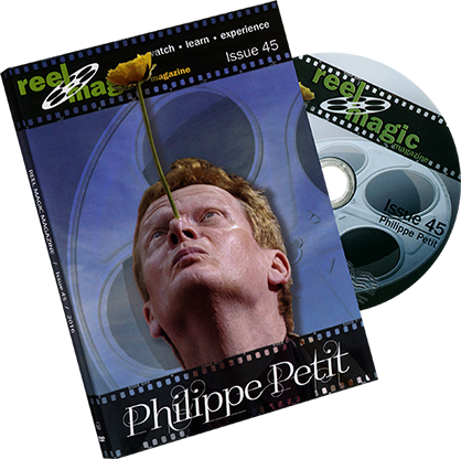 Reel Magic Episode 45 (Philippe Petit) - DVD