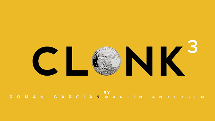 Clonk 3 by Roman Garcia and Martin Andersen Magic Trick