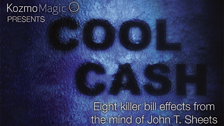 Cool Cash - John T. Sheets & KozmoMagic - DVD
