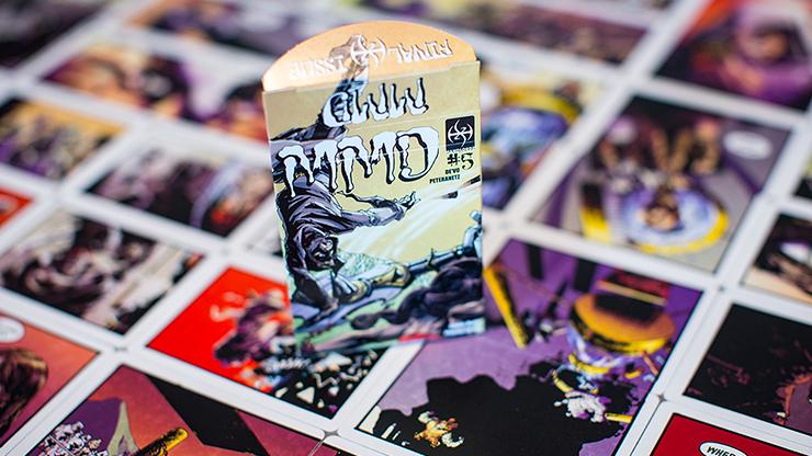 MMD #5 Magicians Must Die Comic Deck by Handlordz & Jay Peteranetz