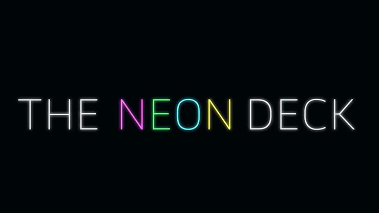 Neon Deck (Verde) - SansMinds