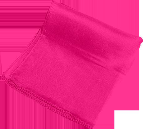 Seda para Trucos de Magia 24 Pulgadas (Hot Pink) Magic - Gosh