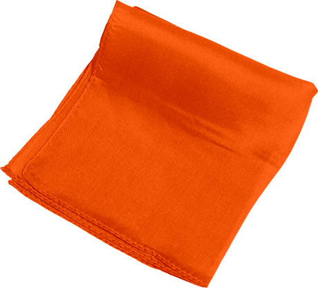 Seda para Trucos de Magia 24 Pulgadas (Naranja) Magic - Gosh