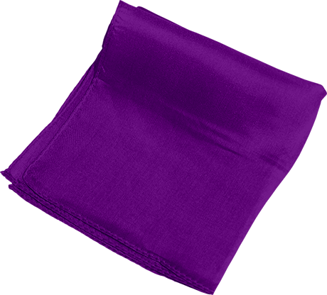 Seda para Trucos de Magia 24 Pulgadas (Violeta) Magic - Gosh