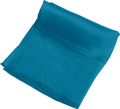 Silk 6 inch (Turquoise) Magic by Gosh