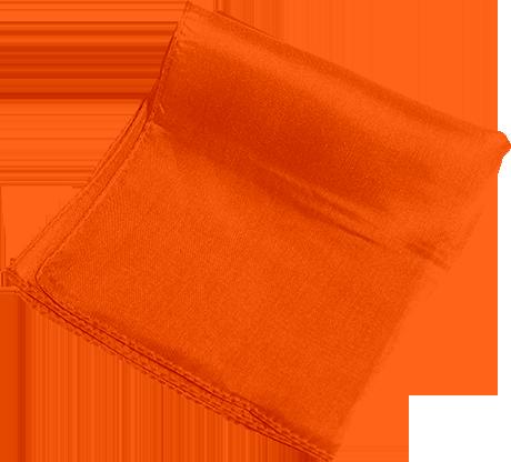 Seda para Trucos de Magia 9 Pulgadas (Naranja) Magic - Gosh