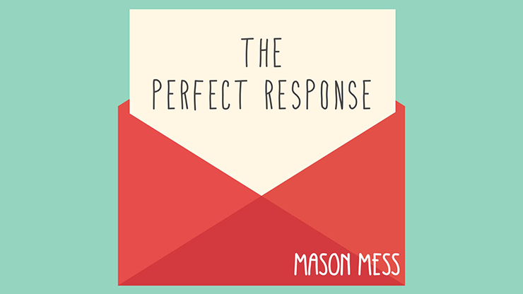 The Perfect Response by Jason Messina eBook DOWNLOAD