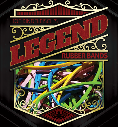 Joe Rindfleisch's Legend Rubber Bands (Combo Pack)