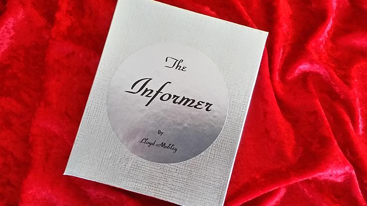 The Informer (Standard) by Lloyd Mobley - Trick