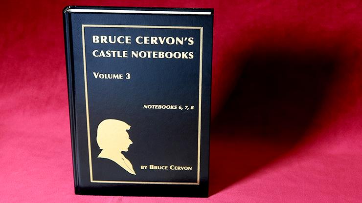 Bruce Cervon Castle NoteLibro de Magia, Vol. 3 - Libro de Magia