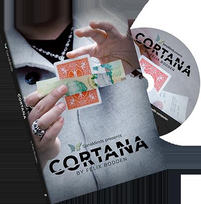 Cortana - Felix Bodden - DVD