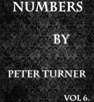 Numbers (Vol 6) by Peter Turner eBook DOWNLOAD