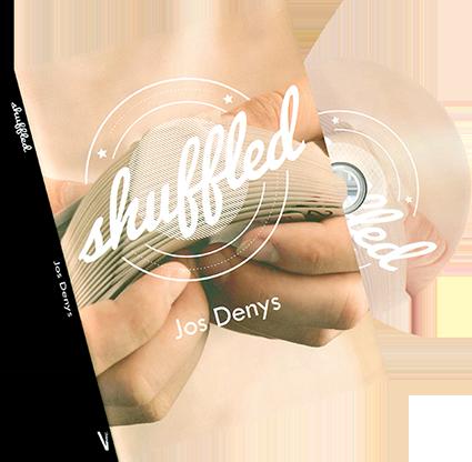 Shuffled (DVD & Gimmick) - Jos Denys - DVD
