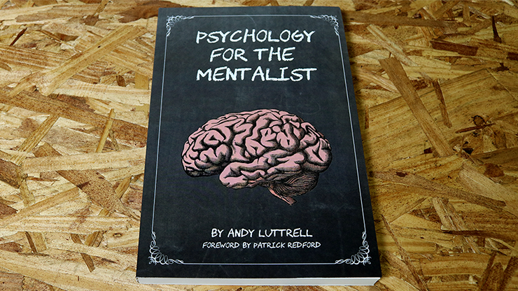 Psychology for the Mentalist - Andy Luttrell - Libro de Magia