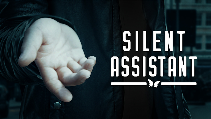 Silent Assistant (Gimmick and Online Instructions)