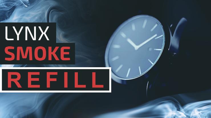 Refill for Lynx Smoke Watch