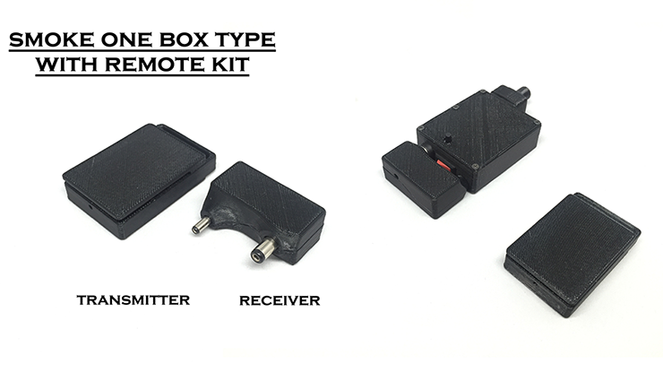 Smoke One Remote Kit by Lukas