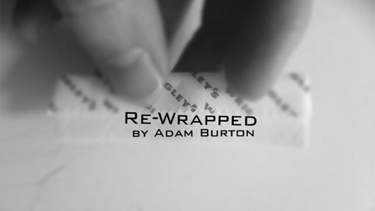 Re Wrapped by Adam Burton video DOWNLOAD