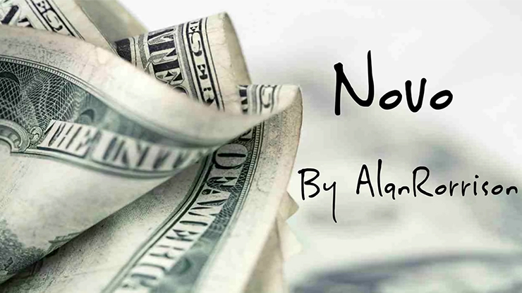 Novo by Alan Rorrison video DOWNLOAD