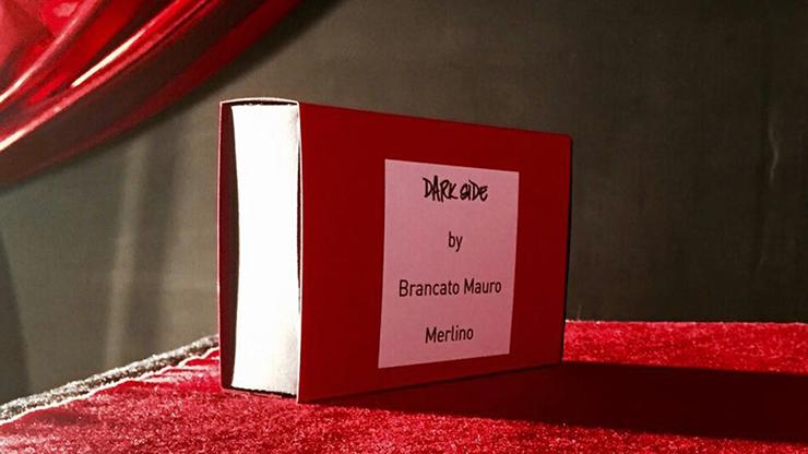 Dark Side (Red) by Brancato Mauro Merlino