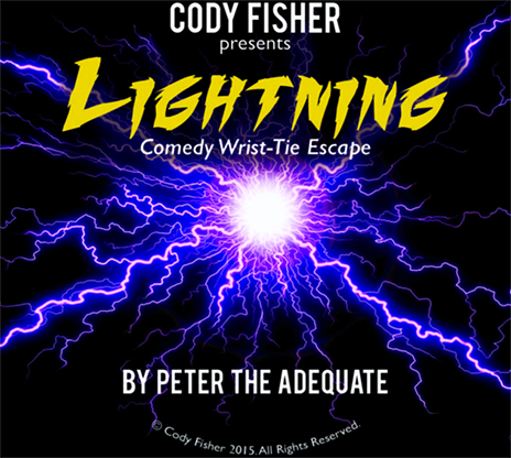 Lightning - Peter the Adequate presented - Cody Fisher