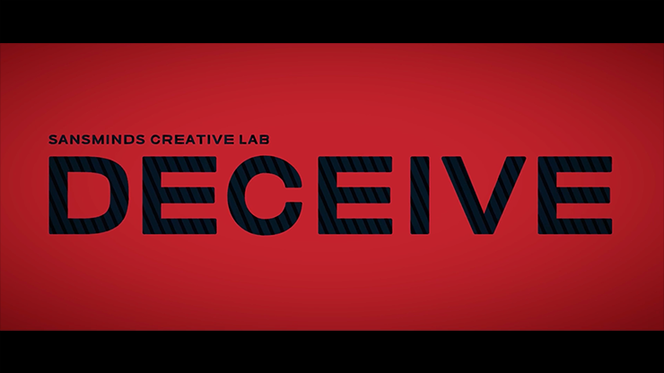 Deceive (Accesorio & Material Incluido) - SansMinds Creative Lab