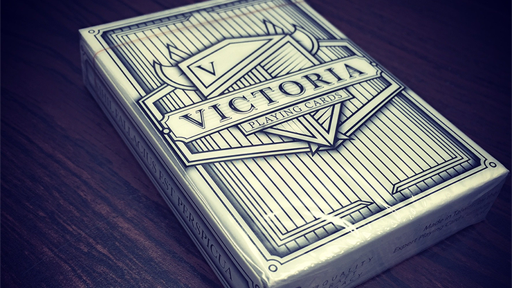 Victoria Playing Cards by R.E. Handcrafted