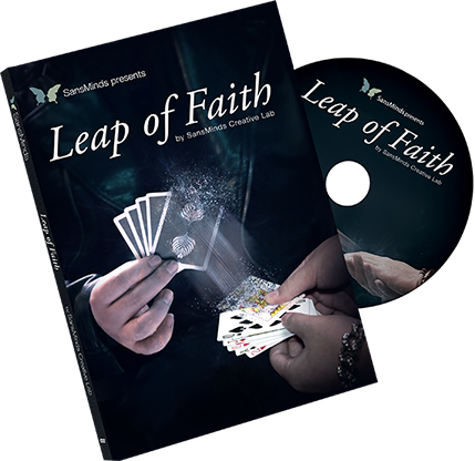 Leap of Faith - SansMinds Creative Lab - DVD