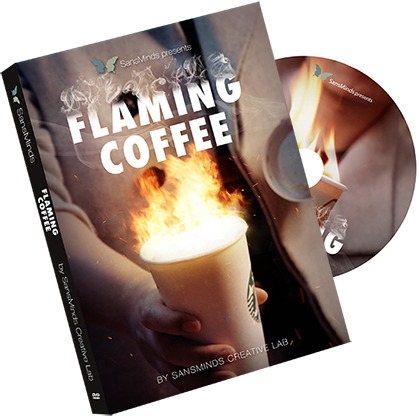 Flaming Coffee - SansMinds Creative Lab - DVD