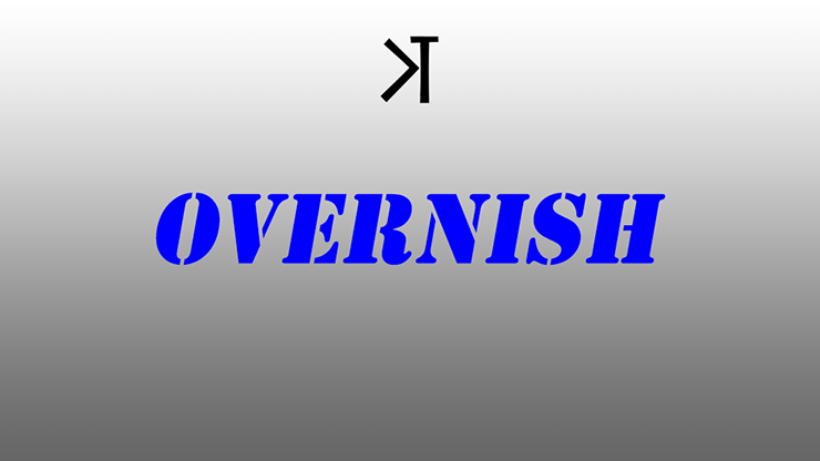 Overnish by Kelvin Trinh Streaming Video