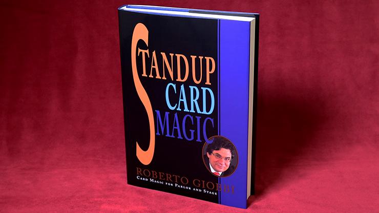 Stand-up Card Magic - Roberto Giobbi - Libro de Magia