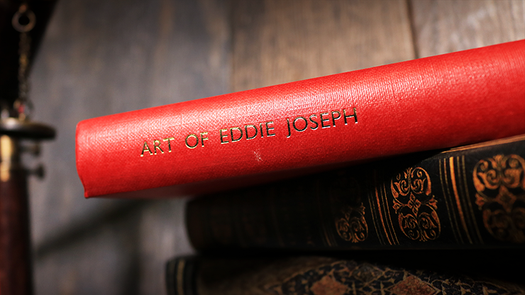 The Art of Eddie Joseph (Limited/Out of Print) - Hugh Miller - Libro de Magia