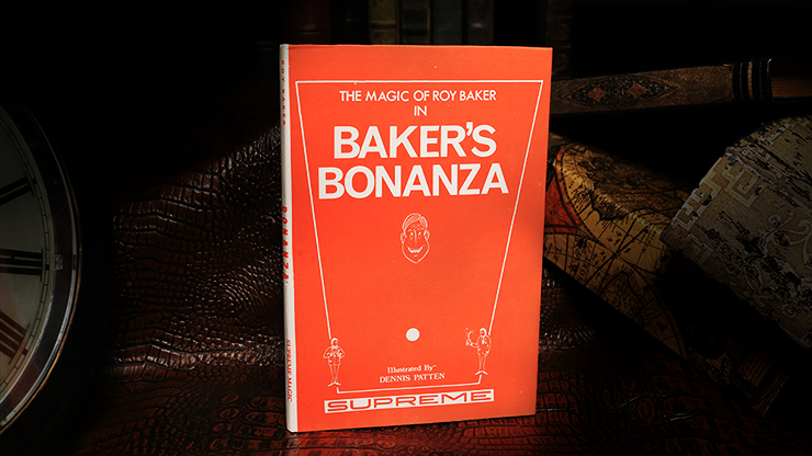 Baker's Bonanza (Limited/Out of Print) - Roy Baker - Libro de Magia
