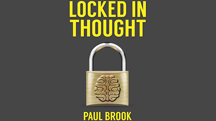 Locked In Thought (Accesorio & Instrucciones Online) - Paul Brook