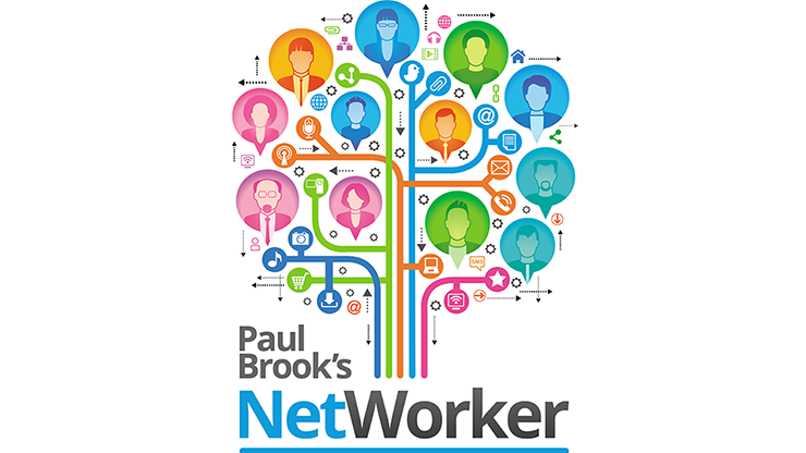 NetWorker Deck (Accesorio & Instrucciones Online) - Paul Brook