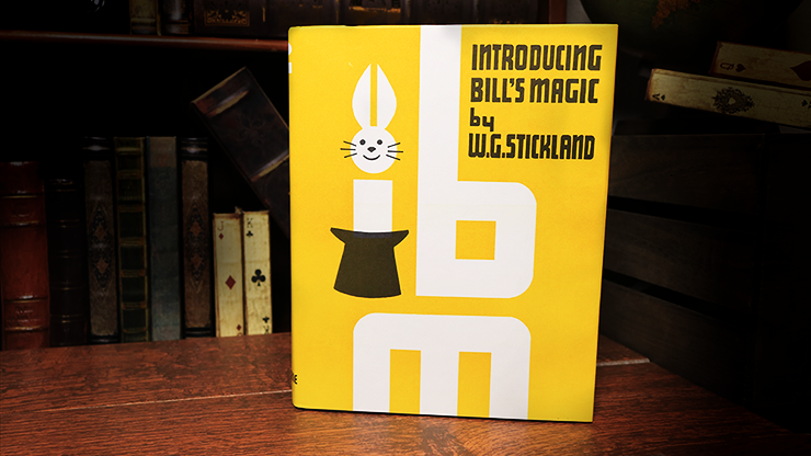 Introducing Bill's Magic (Limitado) - William G. Stickland