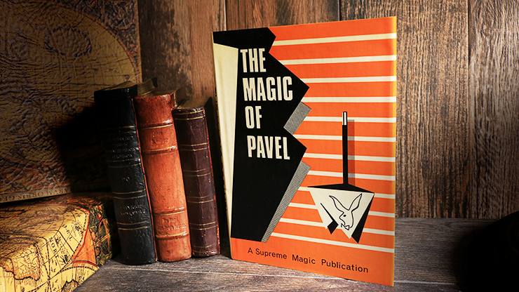 The Magic of Pavel (Limitado) Edited - Peter Warlock
