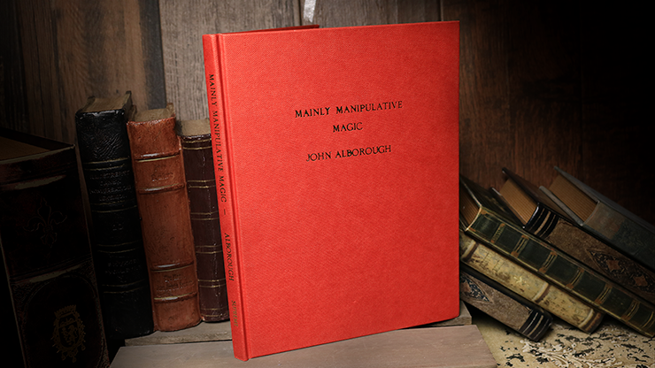 Mainly Manipulative Magic (Limited/Out of Print) - John Alborough - Libro de Magia