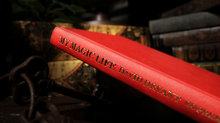 My Magic Life (Limited/Out of Print) - David Devant - Libro de Magia