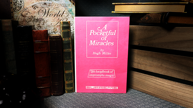 A Pocketful of Miracles (Limited/Out of Print) - Hugh Miller - Libro de Magia