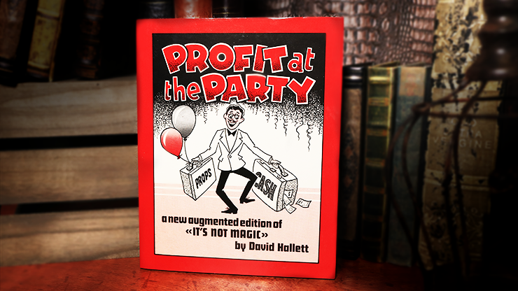 Profit at the Party (Limitado) - David Hallett