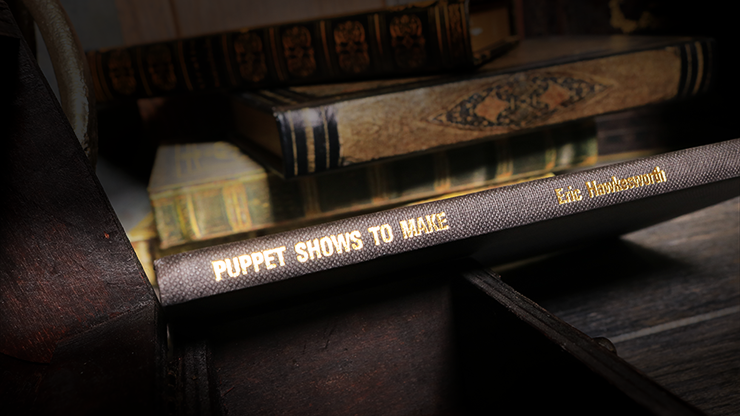Puppet Shows to Make (Limited/Out of Print) by Eric Hawkesworth - Book