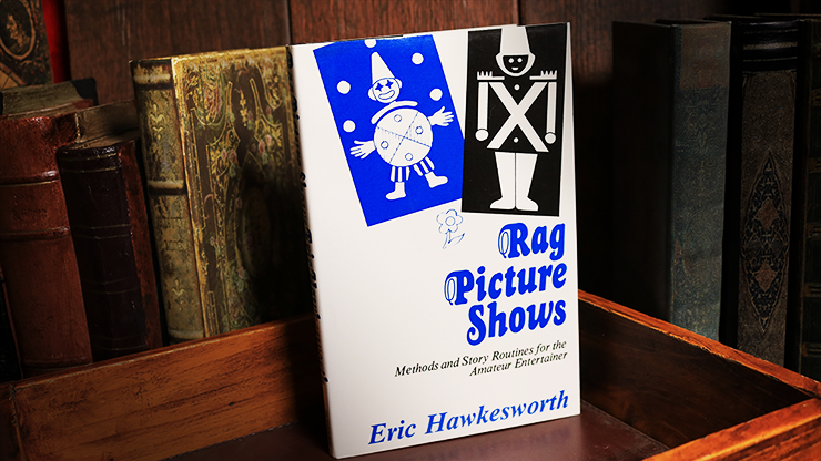 Rag Picture Shows (Limited/Out of Print) - Eric Hawkesworth - Libro de Magia