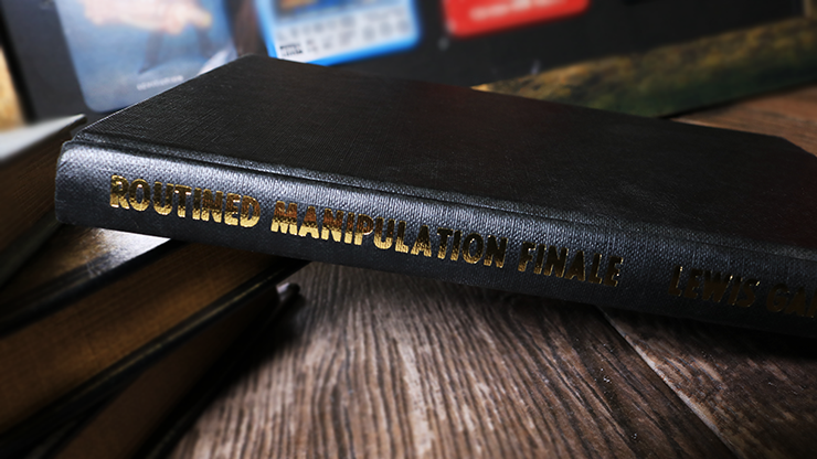 Routined Manipulation Finale (Limited|Out of Print)