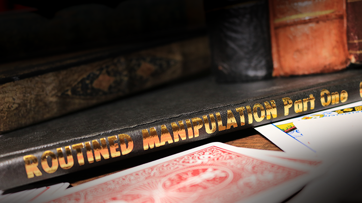 Routined Manipulation Part One (Limited/Out of Print) - Lewis Ganson - Libro de Magia