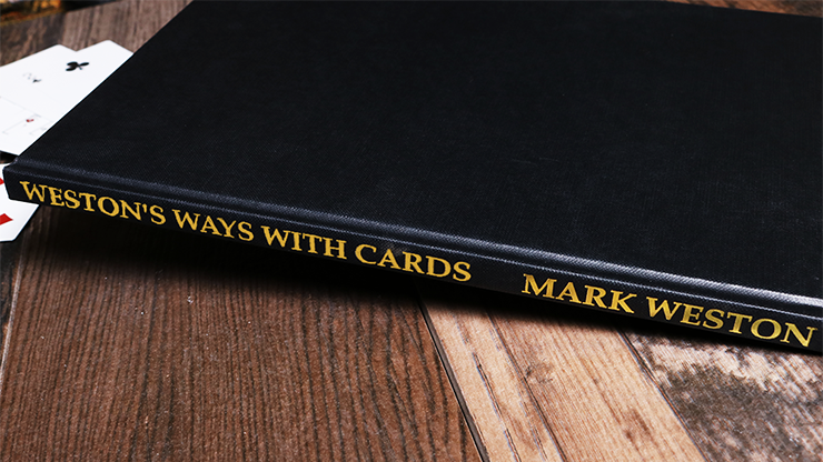 Weston's Ways with Cards (Limitado) - Mark Weston