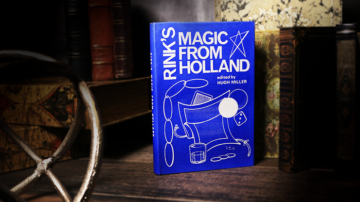 Rink's Magic from Holland (Limited/Out of Print) - Hugh Miller - Libro de Magia