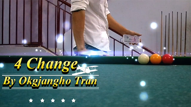 4 Change by Okgjangho Tran video DOWNLOAD