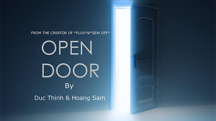 Open Door by Duc Thinh & Hoang Sam video DOWNLOAD